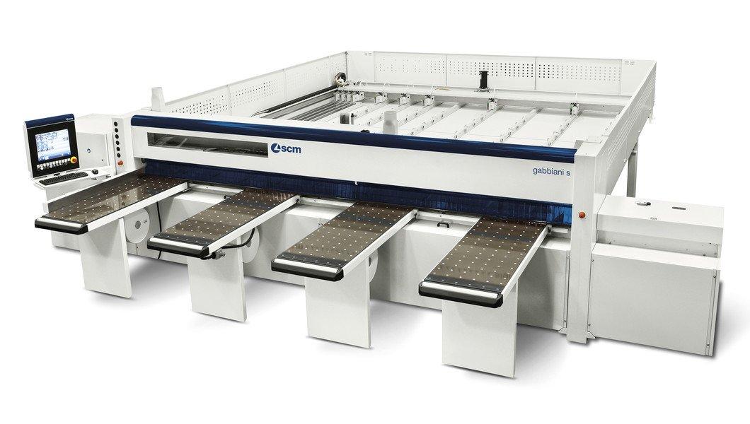 seccionadora horizontal automática Gabbiani S