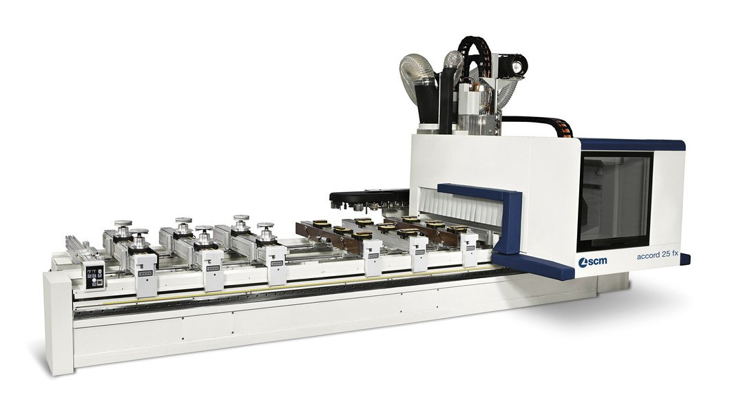 CNC Router Accord 25 fx