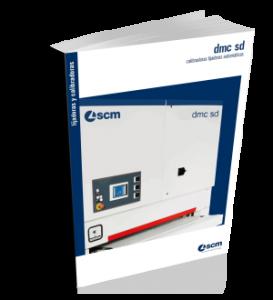 Lijadora Calibradora SCM-DMC sd 30