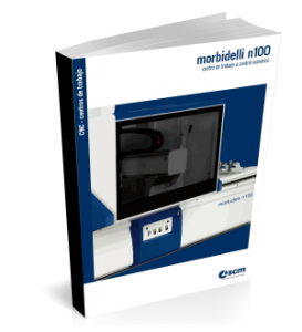 CNC Router Morbidelli n100