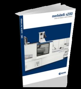 CNC Router Morbidelli n200