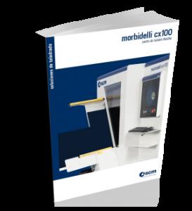 Taladro múltiple automático Morbidelli cx100
