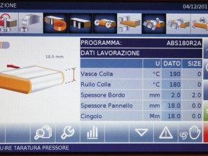 Panel de control Touch 7