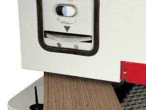Posicionador automático de la mesa