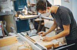 El secado de madera y su importancia en los procesos secundarios